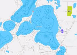 Lake Geneva Wisconsin Map by Lake Louise Depth Map For Fish Species And More Information Visit