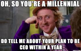 Advertising Meme - confessions of a millennial working in advertising