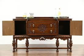 best buffets antique sideboards images on pinterest antique in oak