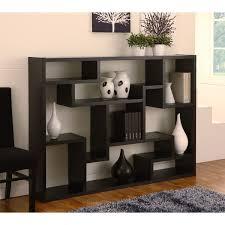 Bookshelf Room Divider Furniture Of America Mandy Bookcase Room Divider Free Shipping