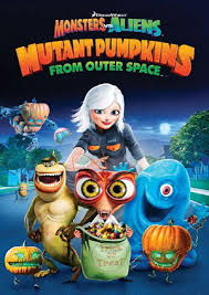 monsters aliens mutant pumpkins outer space
