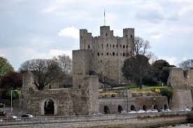 siege on castle steve rochester castle kent strategically placed astride the lon flickr