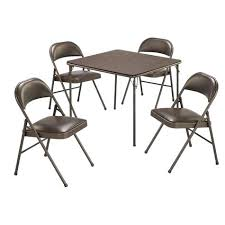children s card table and folding chairs card table folding chairs large size of card table and padded chairs