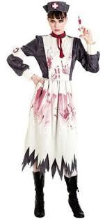 Nurse Costume Halloween 3 Piece