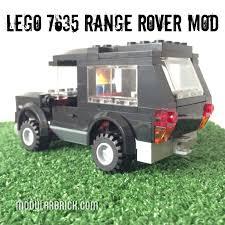 lego land rover lego 7635 moc 3 modular brick