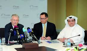 siege conference siege holding qatar population hostage canadian human rights