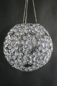 Decor Chandelier Chandelier Acrylic Sphere Chandelier 9