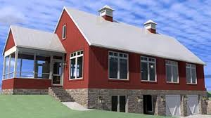 Style House by Modern Barn Style House Youtube