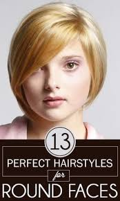 flattering the hairstyles for with chins 25 cute and short hairstyles for round faces latest short