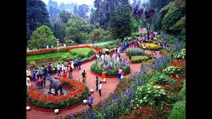 Botanical Garden Pictures by A Visit To The Ooty Botanical Garden Tamil Nadu India Youtube