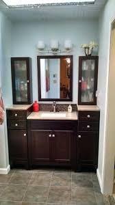home depot vanity cabinet only bathroom vanity cabinet only ith cappucco ith hite bas bathroom