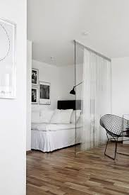 wall dividers studio apartment ideas pallet wall white kitchen