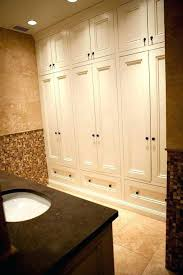 bathroom storage cabinets floor to ceiling floor to ceiling cabinets glass upper cabinets floor to ceiling