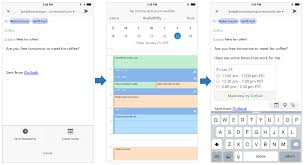 sync outlook calendar with android a deeper look at outlook for ios and android office blogs