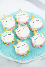 unicorn macarons nerdy nummies rosanna pansino