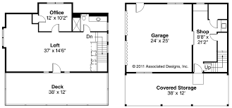 garage loft floor plans valine