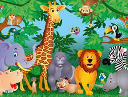 jungle theme decorations buy jungle safari animal party supplies online at build a birthday nz