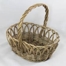 wholesale willow wicker u0026 bamboo cane baskets with handles ideal
