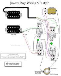 gibson 50s wiring schematic at jimmy page diagram ochikara biz