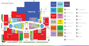 Shopping Mall Floor Plan Pdf Viviana Mall Is One Of The Largest Mall In India Thane