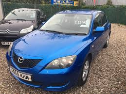affordable mazda cars mazda 3 ts 1 3cc aylsham road affordable cars in norwich