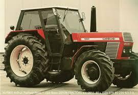 history zetor tractors a s