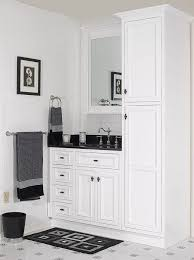 white bathroom vanity cabinet fabulous best 25 tall bathroom cabinets ideas on pinterest white