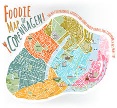 Good Map How To Visit Copenhagen On A Budget Even Though I Missed My Last