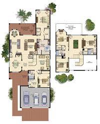 old florida homes florida house plans modern stock beach home floor one story momchuri
