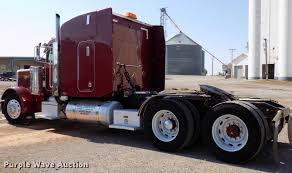 peterbilt semi trucks 2000 peterbilt 379 semi truck item da6067 sold may 4 tr