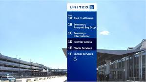 united airlines airport refresh u2014 chris griggs design