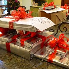 How To Wrap Gifts - how to wrap a gift after orange county