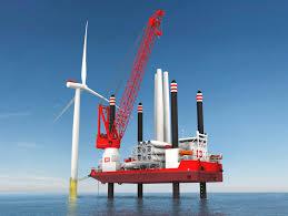 Gulliver Offshore Wind Vessels