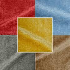 tissu canapé au mètre tissus pour sièges le velours lavable cosy en grande largeur
