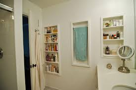 Shelves Between Studs by How To Get Extra Storage By Using The Space In Between Your Studs