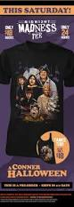 halloween horror nights t shirts horror highlights roseanne halloween shirt ac dc stern pinball