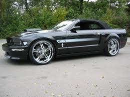 Black 2009 Mustang 2009 Mustang Gt Cs Convertible Mustang Quest Pinterest 2009