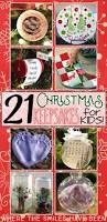 21 christmas keepsakes for kids