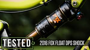 fox float dps rear shock reviews comparisons specs mountain