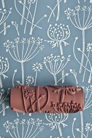 paint rollers with patterns forget wallpaper these patterned paint rollers are awesome