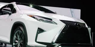 lexus usa careers up close with the new lexus rx