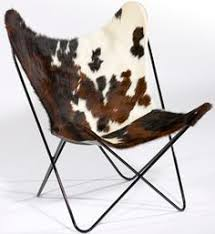 bold idea cowhide chair living room