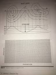 What Is A Topographic Map Lab 7 Topographic Maps Page 75 76 1 A What Is The Scale Of This