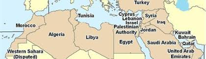 middle east map countries countries middle east teaching tools