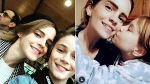 emma watson looks like american mum of one is emma watson s doppelgänger and it s pretty