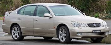 lexus sedan length file 2000 2004 lexus gs 300 jzs160r sedan 01 jpg wikimedia commons