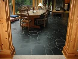 kitchen kitchen floor ideas in themed kitchen with black