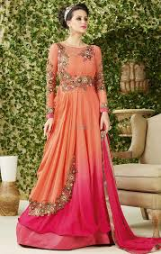 buy ever stylish indian designer evening gown for style conscious