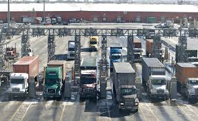 truck drivers sue large port newark trucking company over pay