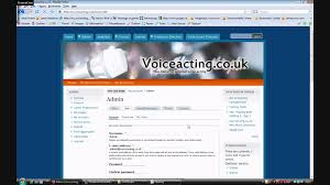 How To Write An Acting Resume Tutorial How To Create A Voice Acting Resume And Find Voice